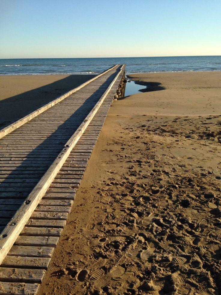 Un ponte sul mare
