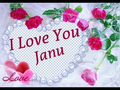 I Love You Janu | Beautiful Song And Status | Whatsapp
