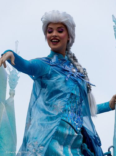 Disney Magic on Parade! @ Disneyland Paris, 2014