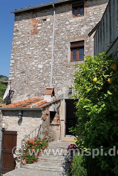 Ferienhaus mit Pool in Fibbiano, Toskana - mispi.de