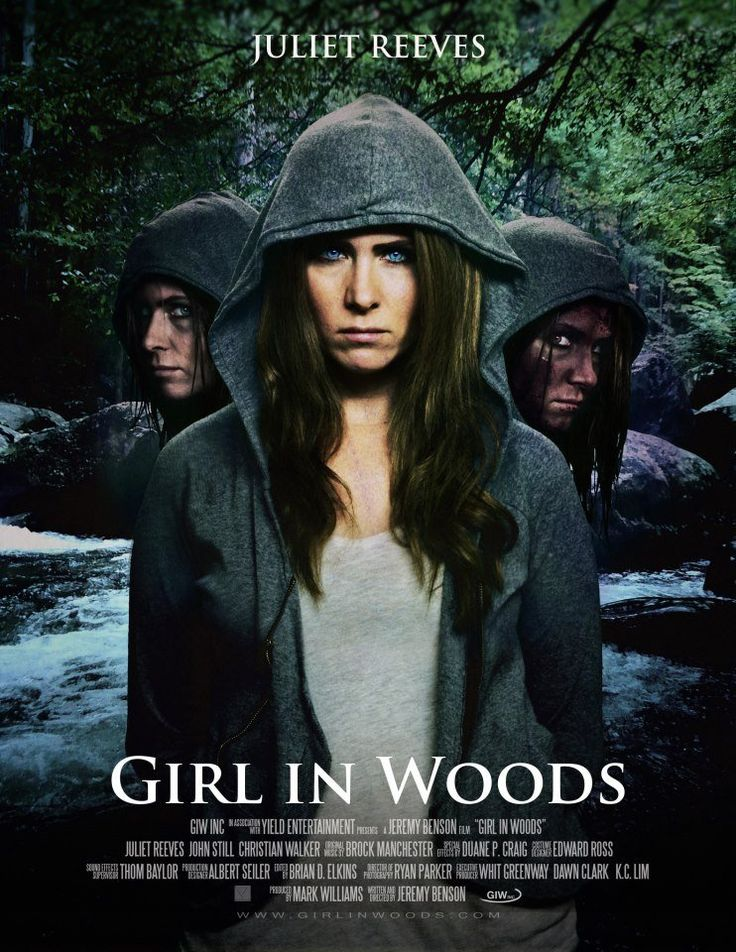 Girl in Woods (2016) - IMDb