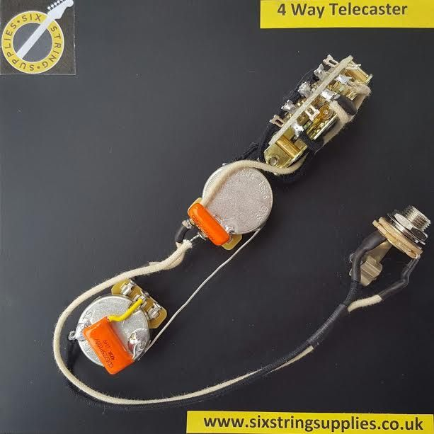 af17f4e7f371b0e7fc3bdec9dcd74cb3 enabling the necks 12 best pre wired guitar harnesses images on pinterest products pre wired telecaster wiring harness at mifinder.co