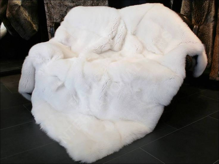 Best Natural Fur Blankets