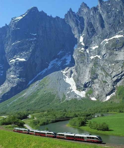 Norway is So Beautiful, Amazing Nature Scenes