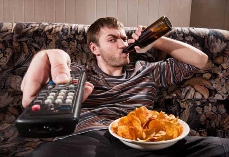 bad habits causing erectile dysfunction sedentary lifestyle