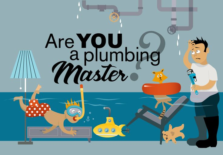 QUIZ: Are you a #plumbing master? Find out now!