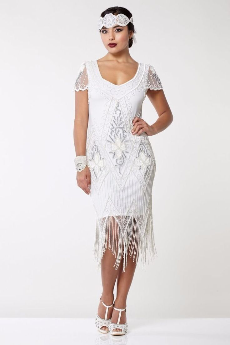 Great Gatsby Inspired Dresses and Accessories