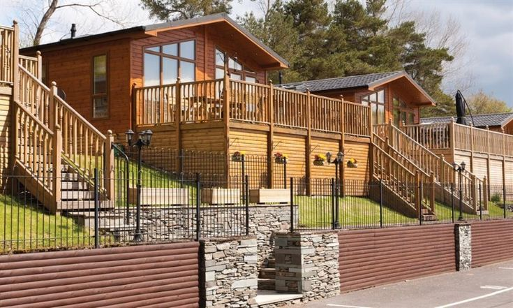 Lodges in the Lake District