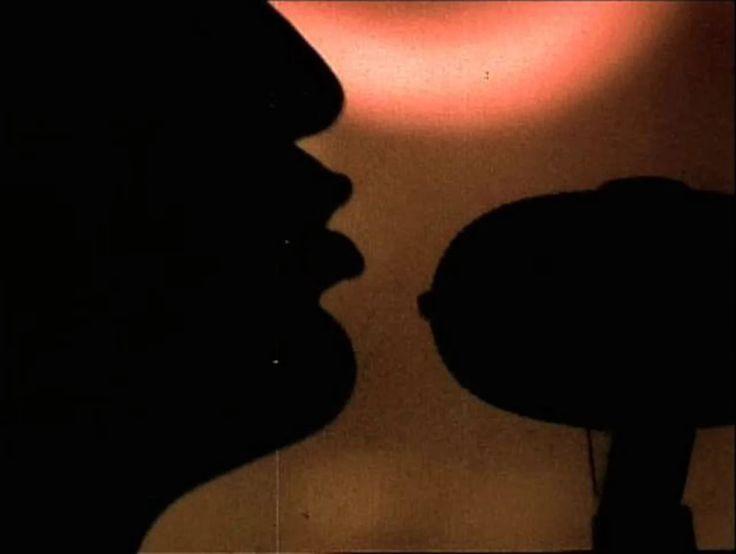 """Closer"" music video, directed by Mark Romanek."