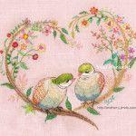 愛の巣の小鳥たち Yuki Horiuchi