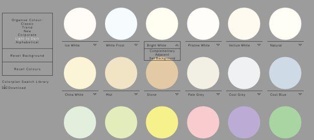 【設計小幫手】5個色彩搭配網站 #Color plate