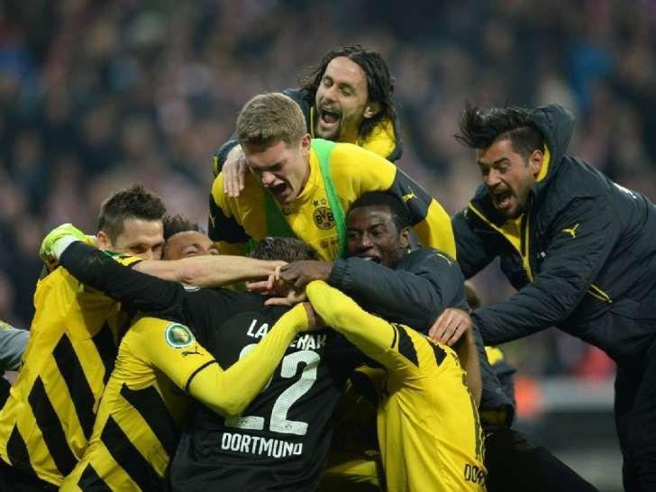 Die Sensation ist perfekt! Pure Freude bei den Dortmundern!