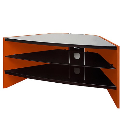 Buy Techlink Riva RV100VO TV stand for up to 42-inch TVs, Orange Online at johnlewis.com