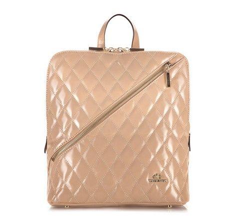 Pikowany plecak Elegance.