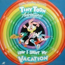 Tiny Toon Adventures - How I spent my Vacation: Old Schools, 90S Kids, Schools Toon, Childhood Memories, Cartoon Classic, Tiny Toon Adventure, Spent, Favorit Movies, Favorit Cartoon