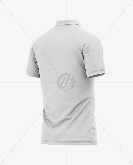 Download Download Men's Soccer Jersey Mockup - Back Half Side View ...