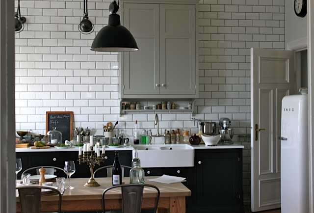 Interior in Oslo №3 : #Oslo #design #kitchen