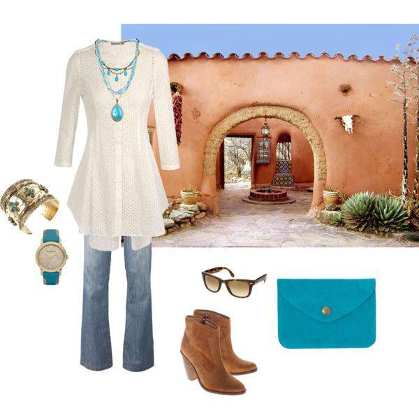 Santa Fe: Galleries, Fashionista, Flair, Closet, Polyvore, Santa Fe, Perfect, Profile