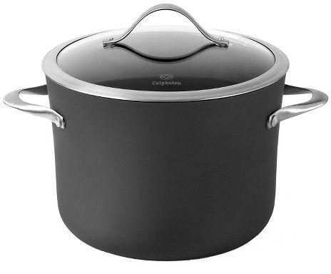 Calphalon Contemporary 8 Quart Non-stick Dishwasher Safe Stock Pot with Cover - $135.99
