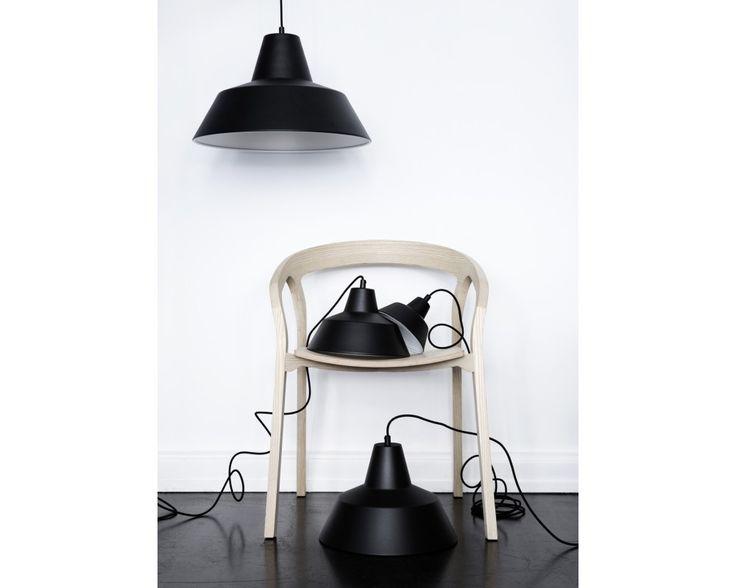 Workshop Lamp von Made by Hand