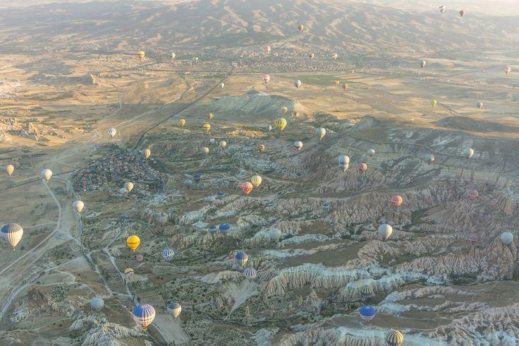 Cappadocia by Tomasz Jurkowski on 500px
