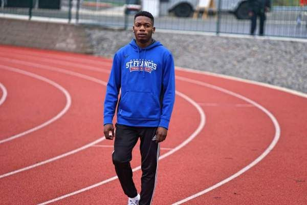 St. Francis College senior Wagner Elancieux has had to battle for everything in his track and field career. It's something that has driven him to succeed at every turn. Elancieux enjoyed a solid tr…