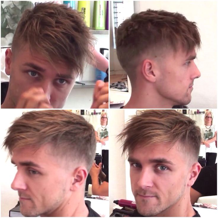 from Royce gay hairstyle pictures