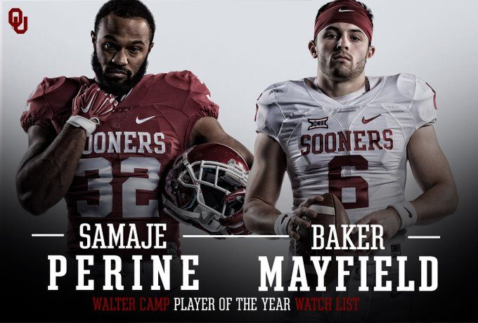 WALTER CAMP POY WATCH LIST