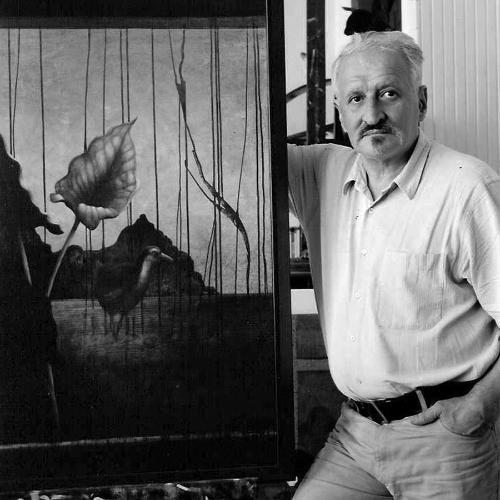 Szemadám György, festőművész, író