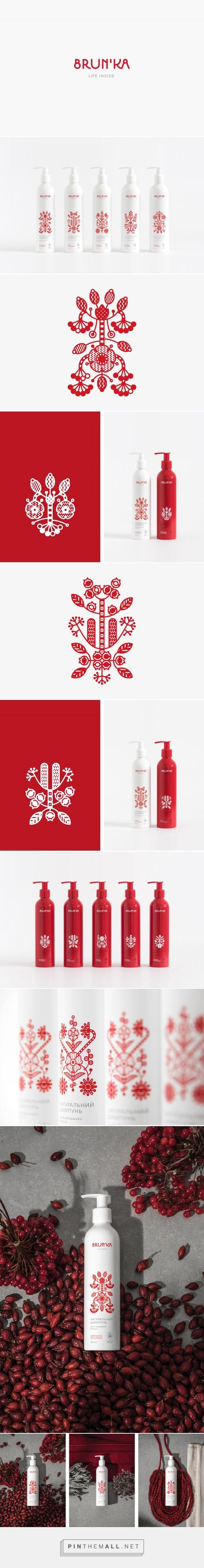 Brun'ka   Organic cosmetics line by Yurko Gutsulyak
