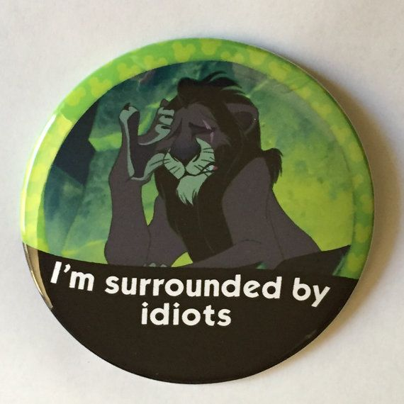 Hey, I found this really awesome Etsy listing at https://www.etsy.com/listing/210264672/im-surrounded-by-idiots-im-celebrating