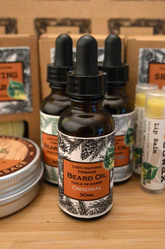 SALE Botanical Beard Oil Face cream facial serum facial