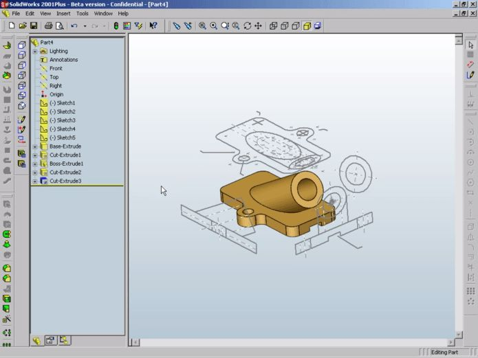 Solidworks 2001 Serial