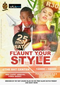Tickets Giveaway #FlauntYourStyle - Dress to the core and party like never before