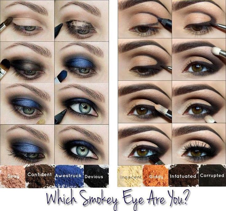 Love both of these looks! But partial to the blue. Which would you wear? You can get the mineral eyeshadow pigments just by clicking on the pic.