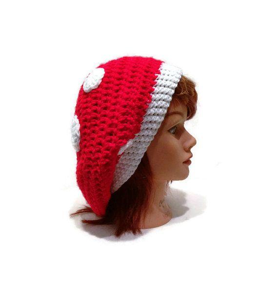 Mushroom Hat Amanita Muscaria Fly Amanita Hat Novelty Hat