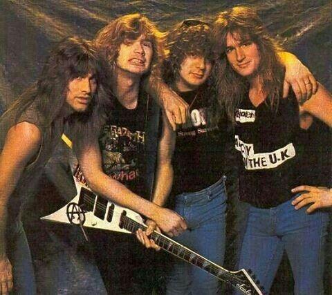 Jeff Young/Dave Mustaine/Chuck Behler/David Ellefson