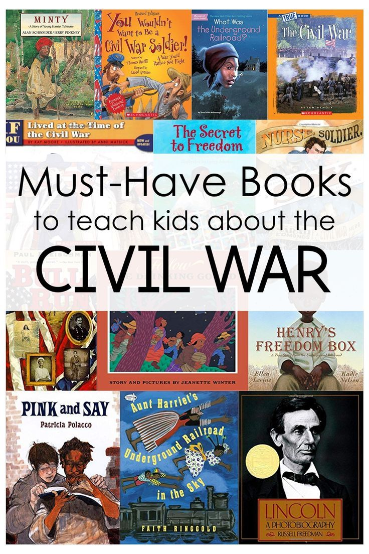 Listed below are a few of my favourite Civil Battle books for higher elementary college students (4th …