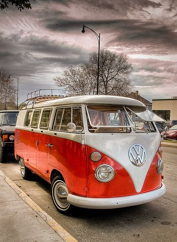 VW bus | Flickr - Photo Sharing!