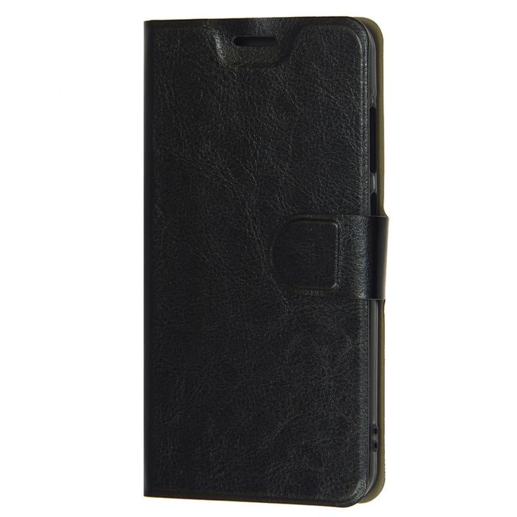 Czarne Etui Flexi Book Stand Case Huawei P10 Lite