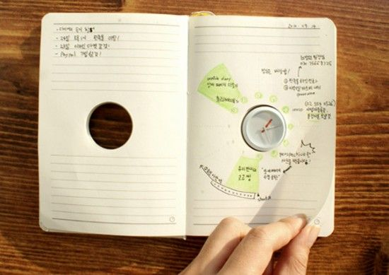 Design Crush : Watch Diary