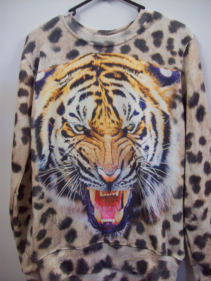 Amazing Tiger windcheater $34.95  at www.scotttshirts.com.au
