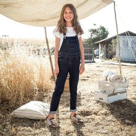 Mode fille Cyrillus - Nouvelle collection enfant printemps été 2016