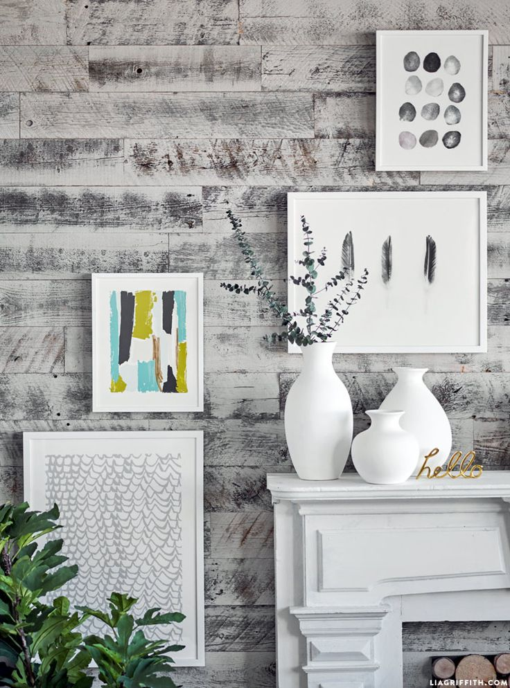 How to Style an Art Wall for Your Home
