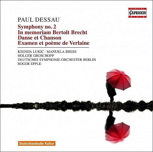 Paul Dessau-Interprètes Divers-Capriccio