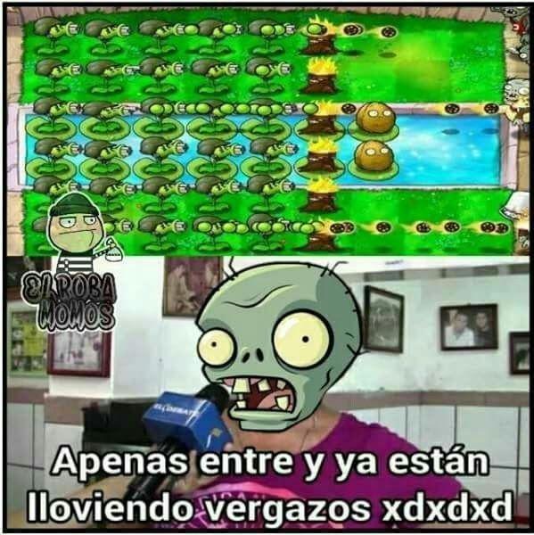 Si Hay Algo Que Nos Une A Todos En Facebook Son Los Memes Aqui Hay Para Dar Y Compartir Memes Plants Vs Zombies Bad Jokes