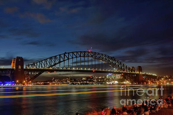 #Light #Trails on the Harbor by #Kaye_Menner #Photography Quality Prints Cards Products at: https://kaye-menner.pixels.com/featured/light-trails-on-the-harbor-by-kaye-menner-kaye-menner.html