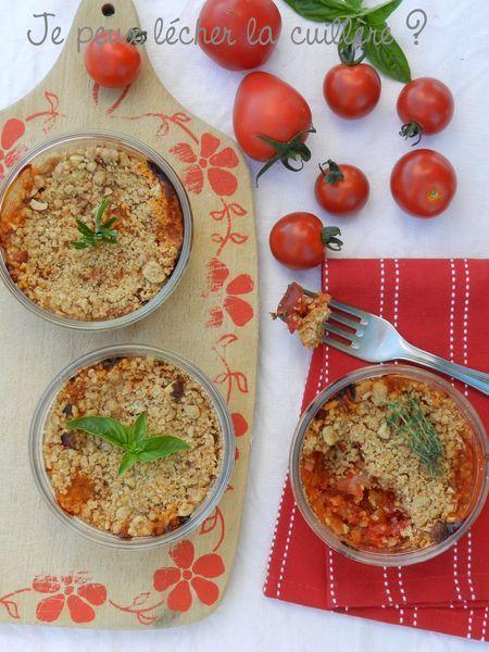 1000 ideas about pate a crumble sal 233 on recette crumble salades de p 226 tes au