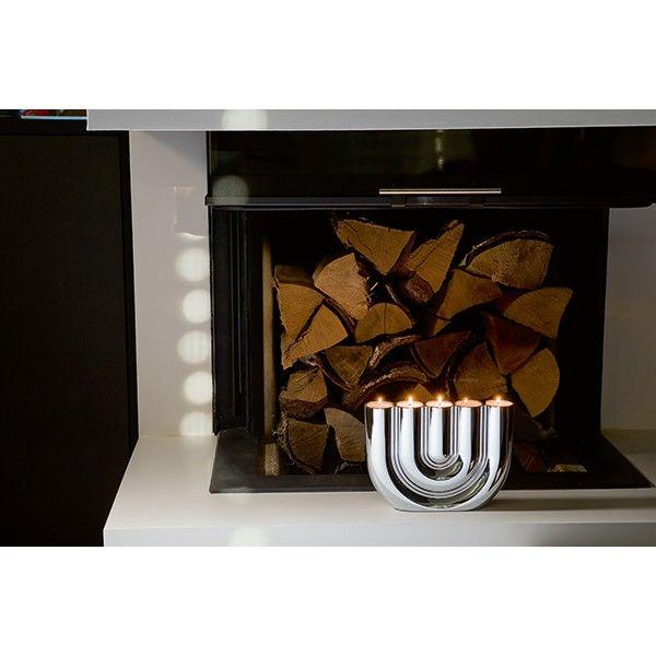 Philippi - Double U tealightholder…