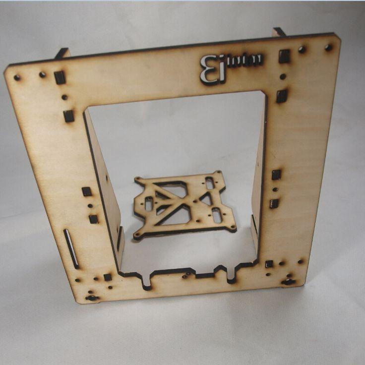 28.19$  Buy here - https://alitems.com/g/1e8d114494b01f4c715516525dc3e8/?i=5&ulp=https%3A%2F%2Fwww.aliexpress.com%2Fitem%2F3-D-printer-parts-reprap-mendel-prusa-mini-i3-laser-cut-frame-6-mm-in-6mm%2F32733134522.html - 3 D printer parts reprap mendel prusa mini i3 laser cut frame 6 mm in 6mm plywood free shipping 28.19$